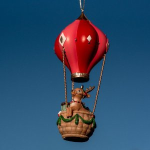 Rena do Noel nos Ares Balloon