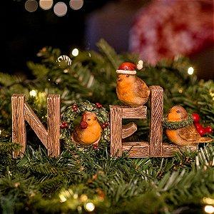 Cardeais Protetores na Palavra Noel