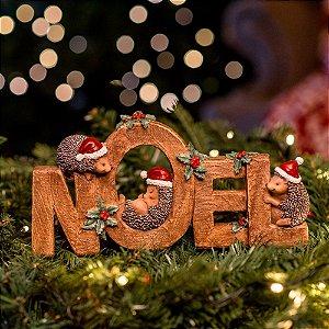 Ouriços Travessos na Palavra Noel
