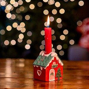 Casinha dos Confeitos Red Christmas