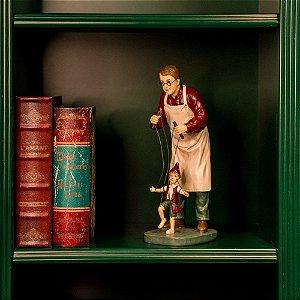 Geppetto e sua Marionete