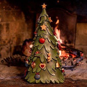 Árvore com Presentes de Natal