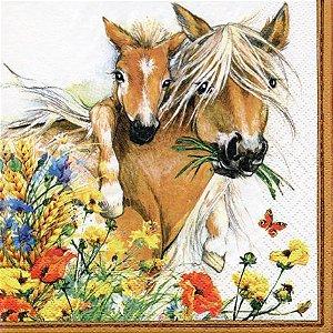 GUARDANAPO DE PAPEL BABY HORSE ALEMÃO DESIGN33