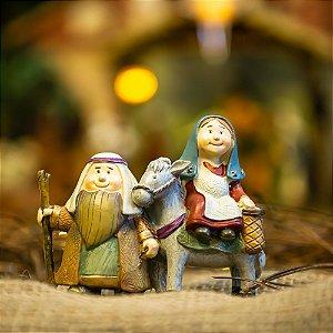 Sagrada Família Resina Christmas