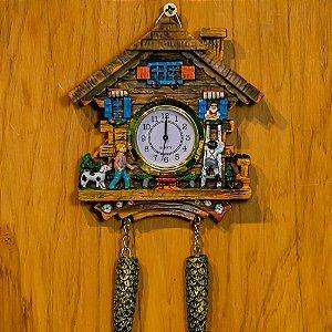 Relógio Imã Réplica de Cuco