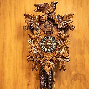 Relógio Cuco Mecânico Diário Clássico