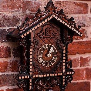 Relógio Cuco Semanal Mecânico