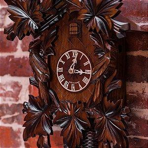 Relógio Cuco Mecânico Semanal