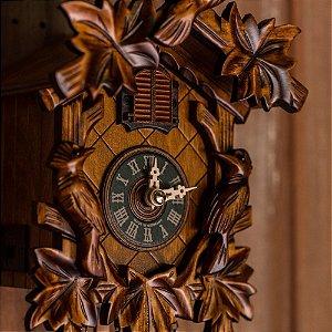 Relógio Cuco Pássaros Eletrônico