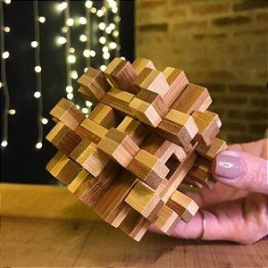 Jogo QI Trama Bambu