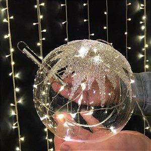 Balão Esfera Açucarada Master Cristal