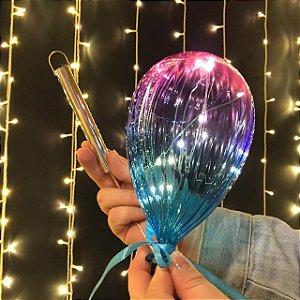 Balão Bicolor Cristal