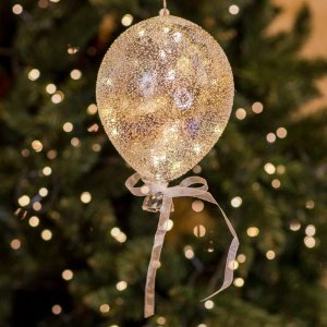 Balão Açucarado Cristal