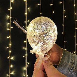 Balão Açucarado Mini Cristal