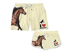 Kit Casal I Love Horses