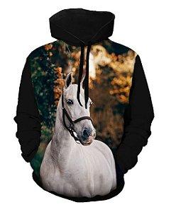 Blusa Moletom - Cavalo Outono - Unissex