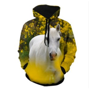 Blusa Moletom - Cavalo Primavera - Unissex