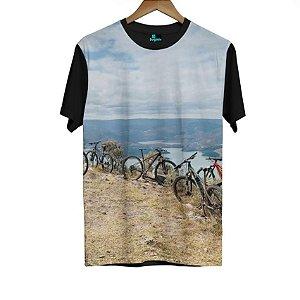 Camiseta - Bike land - Unissex
