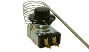 Termostato Robertshaw 50-300ºC 30 amperes