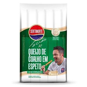 Queijo Coalho Sertanorte C/Oregano 500g