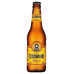 Cerveja Nacional Eisenbahn Pilsen 355ml