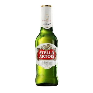 Cerveja Stella Artois Lager Long Neck 330ml