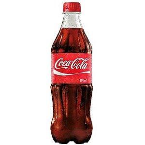 Coca Cola Tradicional 600ml