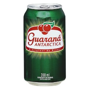 Guaraná Antarctica Tradicional 350ml