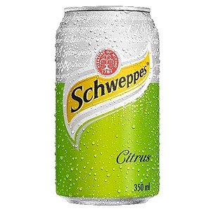 Tônica Schweppes Citrus 350ml
