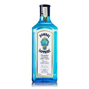 Gin Ingles Bombay Sapphire 750ml