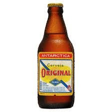 Cerveja Antarctica Original LN 300ml