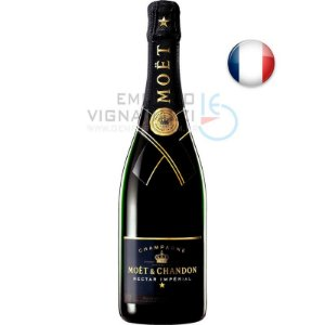 Champagne Francesa Moet Chandon Nectar Imperial 750ml