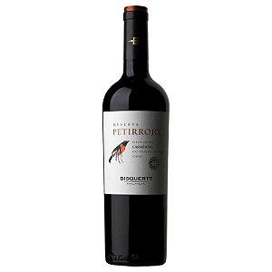 Vinho Chileno Petirrojo Reserva Carménère 750ml