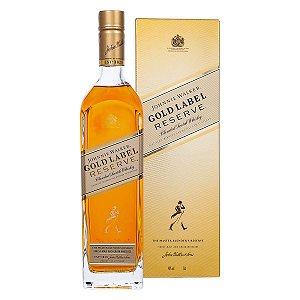 Whisky Escocês Johnnie Walker Gold Label Reserve 750ml