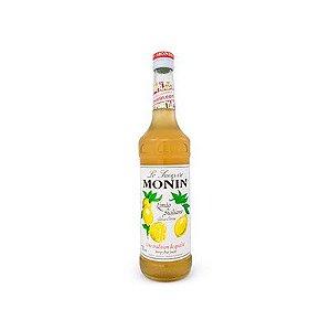 Xarope Francês Monin Limão 700ml