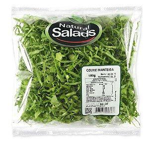 Couve Manteiga Fatiada Natural Salads 180g