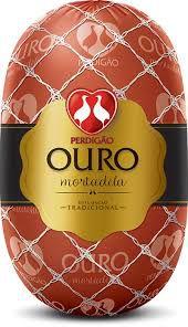Mortadela Ouro Perdigao Fracionada 200g