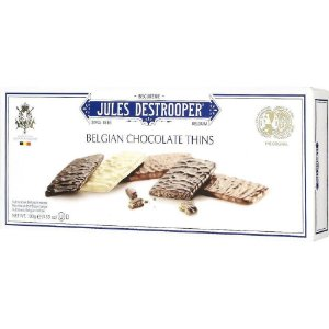 Biscoito Belga Jules Destrooper Chocolate Thins 100g