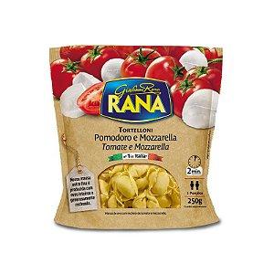 Massa Italiana Rana Tomate Seco e Muçarela 250g