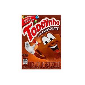 Bebida Láctea Toddynho Chocolate Tradicional 200ml