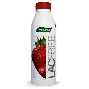 Iogurte Lacfree Morango 500g