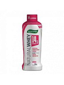 Iogurte Natural Whey 14 Verde Campo Morango 250g