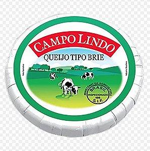 Queijo Brie Campo Lindo Forma fracionado 200g