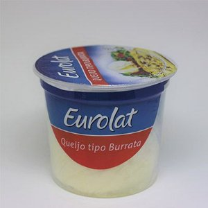 Queijo Bufala Burrata Eurolat 200g