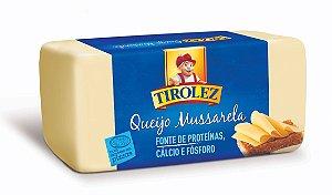 Queijo Muçarela Tirolez Tradicional Fracionado 200g