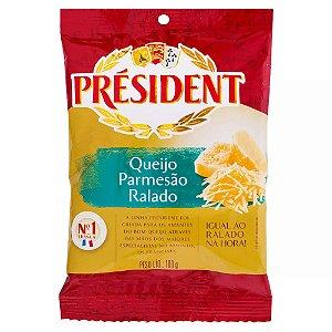 Queijo Parmesão Ralado President 100g