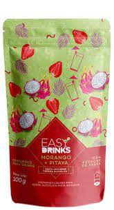 Preparado Frutas Easydrinks Morango Pitaya 100g