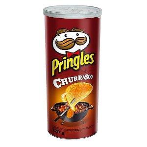 Batata Frita Pringles Churrasco 120g