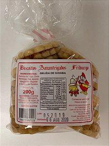 Biscoito Amanteigado Friburgo Geleia de Goiaba 200g