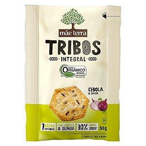 Biscoito Mãe Terra Tribos Orgânico Cebola 50g
